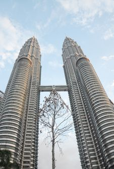 Free Petronas Royalty Free Stock Photo - 18765825