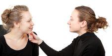 Free Makeup Process  Shot 4 Royalty Free Stock Photography - 18766347