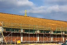 Free Timber Framed Roof Stock Photos - 18766383
