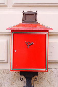 Free Postbox Stock Photos - 18767393