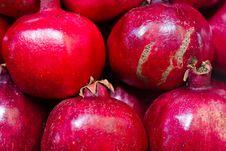 Free Pomegranates Stock Images - 18767514