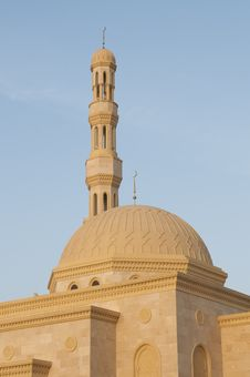 Free Mosque Royalty Free Stock Photography - 18768807