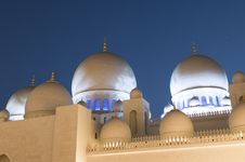 Free Grand Mosque Stock Image - 18768891
