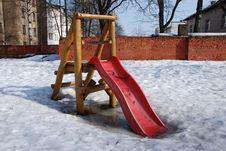 Free Children S Playground Stock Images - 18770034