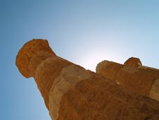 Free Remains Of The Temple Of Agrigento Stock Photography - 18770142