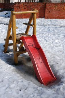 Free Children S Playground Royalty Free Stock Photo - 18770145