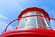 Free Beautiful Lighthouse From Sankt Augustine Stock Images - 18770174