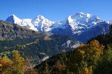 Free The Alpine Landscape Stock Photography - 18771282