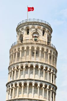 Free Leaning Tower Of Pisa Stock Photography - 18771742