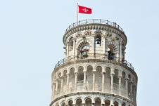Free Leaning Tower Of Pisa Royalty Free Stock Photos - 18771928