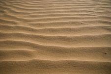Free Desert Sand Stock Images - 18773494
