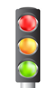 Free Traffic Lights For Your Design Stock Photography - 18774302