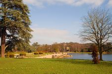 Free Gardens At Trentham Royalty Free Stock Photography - 18775497