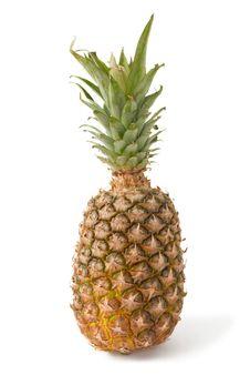 Free Tasty Pineapple Royalty Free Stock Photos - 18775668