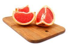Free Grapefruit Slices Stock Photo - 18776270