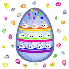 Free Easter Egg Stock Images - 18776334