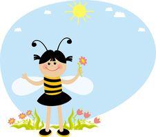 Free Bee Stock Photography - 18776352