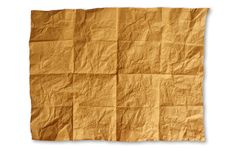 Crinkled Paper Texture Royalty Free Stock Images