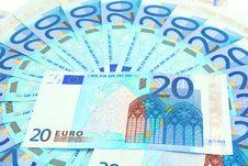 Free 20 Euro Stock Photo - 18776590