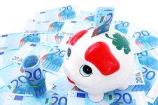 Piggy Bank For Money Stock Image