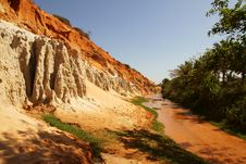 Free View Of Muddy Tropical River Stock Photo - 18776960