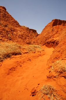 Free Red  Canyon Royalty Free Stock Photos - 18777008