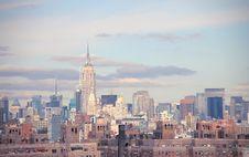 Free Manhattan Royalty Free Stock Image - 18777906