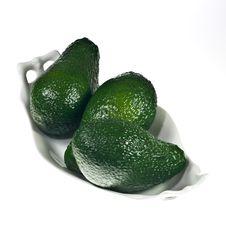 Free Avocado Stock Photography - 18778522