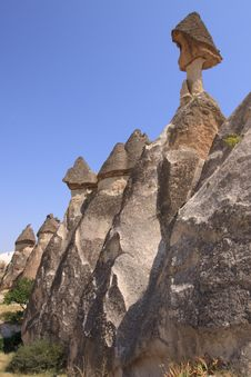 Free Fairy Chimneys Stock Photo - 18778800