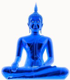 Free The Buddha Status Royalty Free Stock Image - 18778906