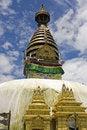 Free Swayambhunath Monkey Temple, Nepal Stock Image - 18781261