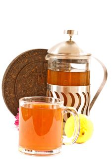 Free Pu-erh Tea Royalty Free Stock Images - 18780829
