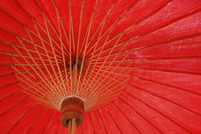 Free Umbrella Art From Thailand Stock Photos - 18781313