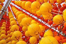 Free Lanterns Stock Images - 18781404