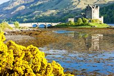 Free Eilean Donan Castle Stock Photography - 18781482
