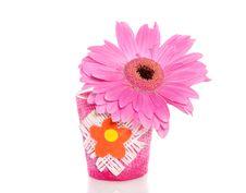 Free A Pink Gerbera Stock Photos - 18782093