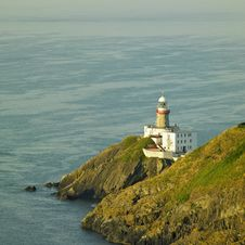 Free Lighthouse, Ireland Royalty Free Stock Image - 18782646