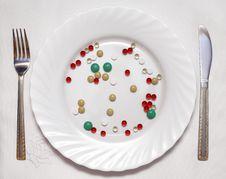 Vitamin Diet Stock Images