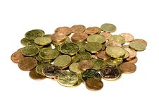 Free Coins Royalty Free Stock Photo - 18782875