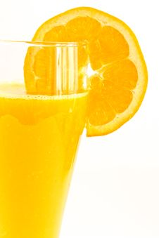Free Fresh Orange Juice Royalty Free Stock Photos - 18783088