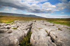 Free Limestone Pavement Royalty Free Stock Image - 18783166