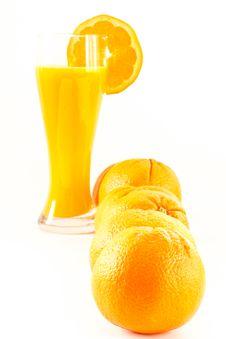 Free Fresh Orange Juice Stock Photo - 18783180