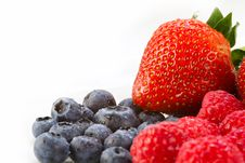 Free Berry Fruit Royalty Free Stock Photography - 18784237