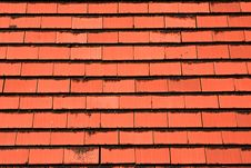Free Red Roof Stock Photography - 18784332