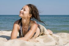 Free Summer Day Royalty Free Stock Photography - 18787177