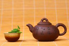 Free Mint Tea Royalty Free Stock Image - 18788546