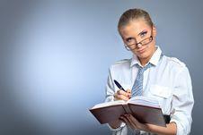 Free Businesswoman Stock Photo - 18788800