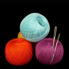 Needle Thread Stock Photos