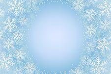 Free Frosty Snowflakes Stock Photos - 18788903
