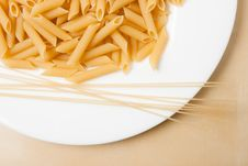 Free Raw Pasta Royalty Free Stock Photo - 18788985